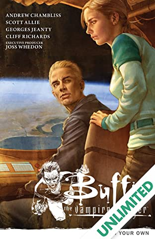 Buffy the Vampire Slayer Season 9 Vol. 2: On Your Own